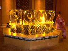 ★ミナ・アッサラ-ムで見た!ドバイの年末年始の賑わい