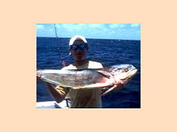 ★エグズーマ島 釣りレポート