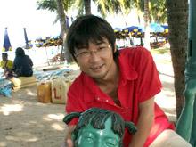 身近にあったビーチリゾート、パタヤで遊ぼう!