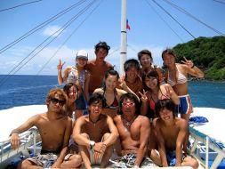 フィリピン大航海 ~男女10人ダイビング三昧記~
