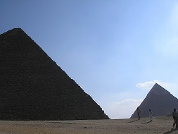 ついに行ってしまいました!エジプトへ~その1~