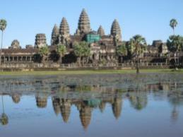 カンボジアに魅せられて