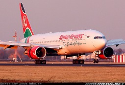 STW航空ジャーナリスト ~ケニア航空~
