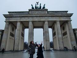 旅の始まりはベルリンから