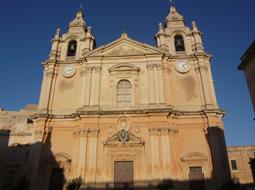 マルタ街歩き~イムディーナ・ラバトへ