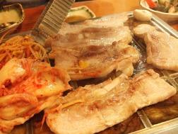 ソウルで買い物&食べ歩き♪食日記