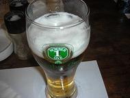 【写真左】めっちゃ美味しいNo.1ビール!!