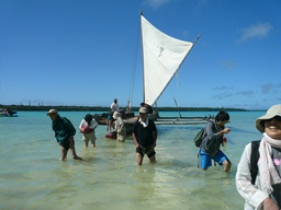 ファミリーでアクティブに楽しむニューカレドニア、イルデパン