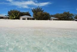 天国にいちばん近い島、ウベア島でホワイトサンドビーチをひとり占め♪