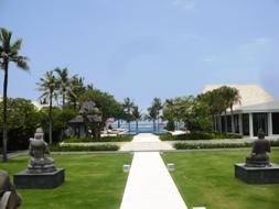 バリ島 タンジュンベノア地区のお勧めホテル