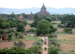 ミャンマー周遊スルーガイドとひとり旅