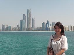 アラブの発展都市アブダビで素敵ホテルめぐり★