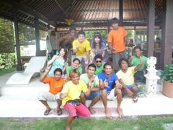 バリ島ダイビング&ジョグジャカルタ日帰り観光へ行ってきました!
