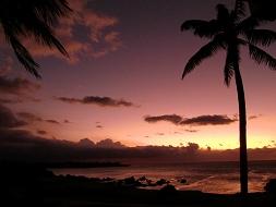 ハワイ島の魅力