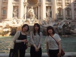 ☆専用車で行くローマ市内観光☆