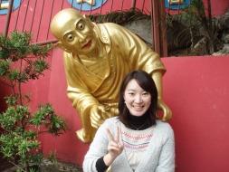 香港で初笑い!? 2回目の香港はちょっとディープに♪