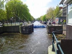 アムステルダムちょっと立ち寄り!