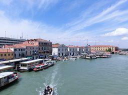 イタリア有数のリゾート地 ★リド島★