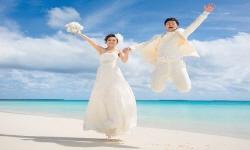 天国にいちばん近い島☆ウベア島のビーチで最高のウエディングはいかが?