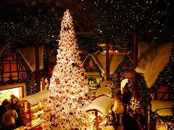 ☆*。・☆街にきらめくクリスマスマーケット☆*。・☆