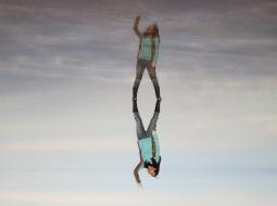 雨季の(終わりの)ウユニ塩湖、絶景旅♪