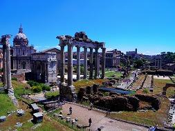 ローマ街歩き