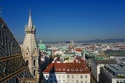 はじめてのウィーンで観光盛りだくさん