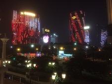 週末弾丸でマカオ&香港旅行♪