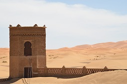 モロッコの迷い方