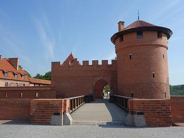 マルボルクのドイツ騎士団城