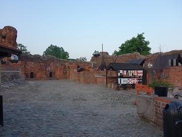 ドイツ騎士団の城砦
