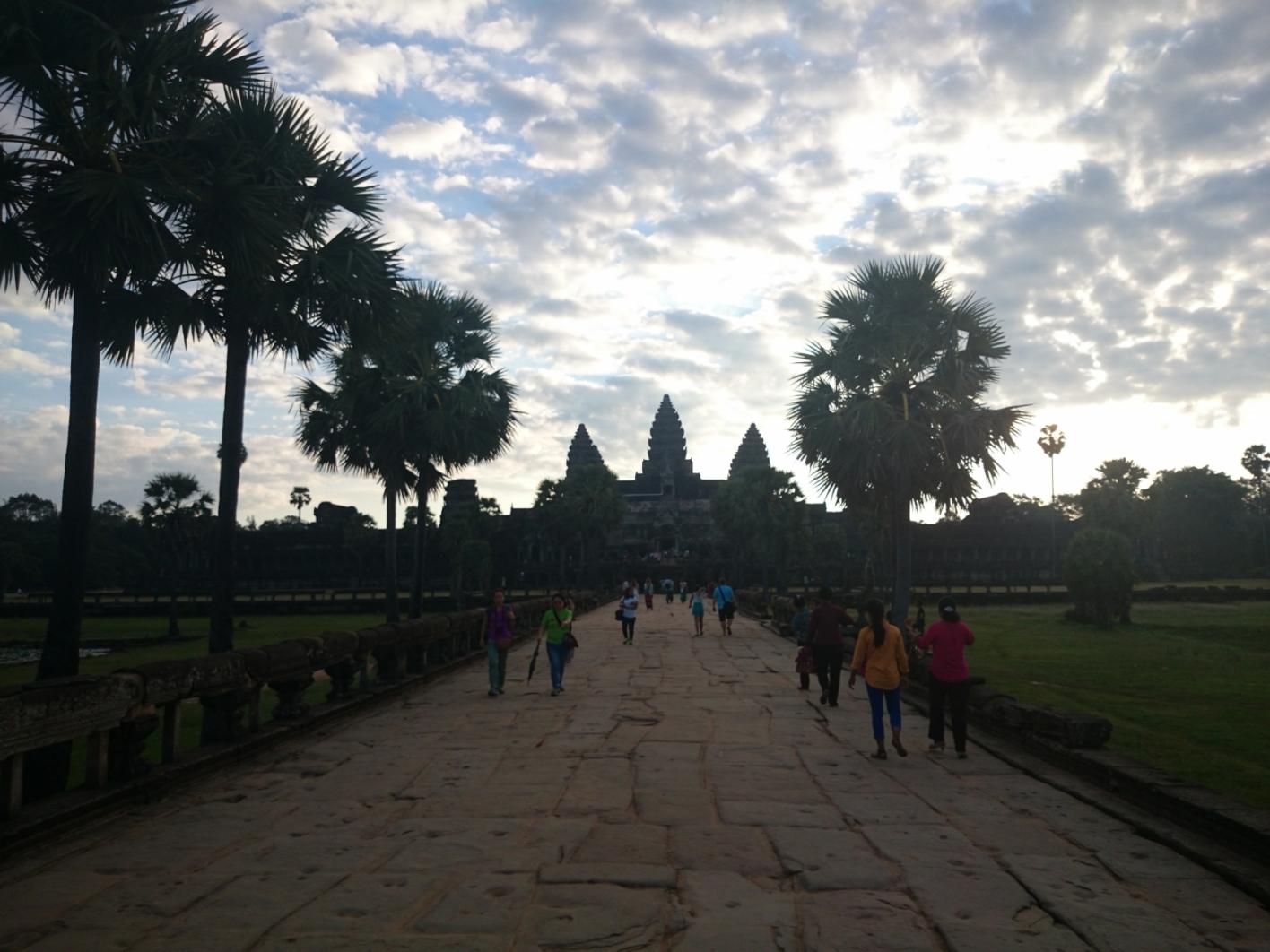 2度目のカンボジア 秘境への旅