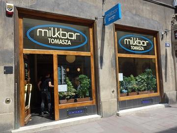 ミルクバー・トマシュ(Milkbar Tomasz)