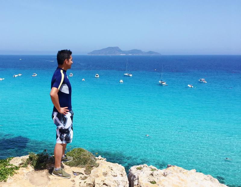 絶景!美しすぎるビーチ シチリア・ファビニャーナ島