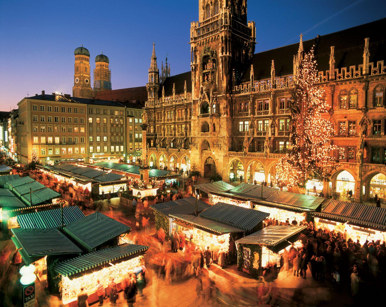 クリスマスマーケット(Weinachtsmarkt)