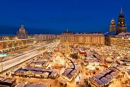 ドイツ最古のクリスマスマーケット