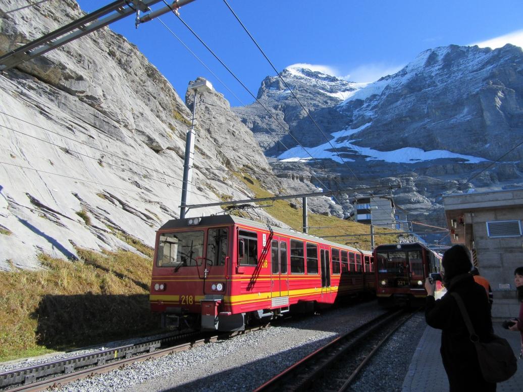 スイス 絶景をめぐる鉄道旅