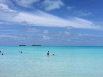 最後の楽園クック諸島のアイツタキとラロトンガを満喫