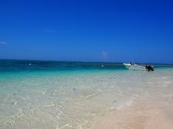 世界遺産の海★ニューカレドニア グリーン島
