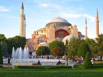 トルコ・イスタンブール 街歩きがてら安全性を体感!