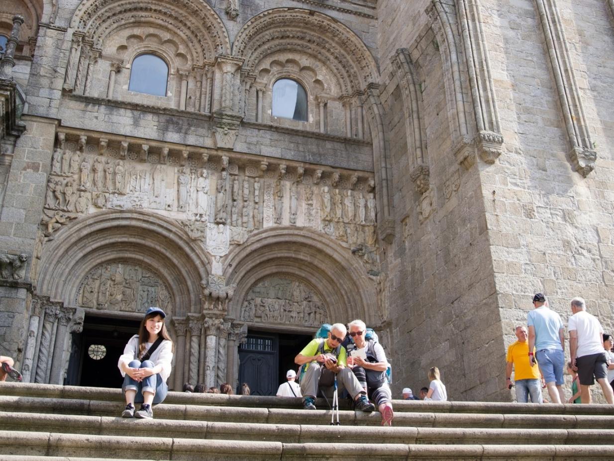 2度目のスペインにサンティアゴ・デ・コンポステーラをおススメする理由