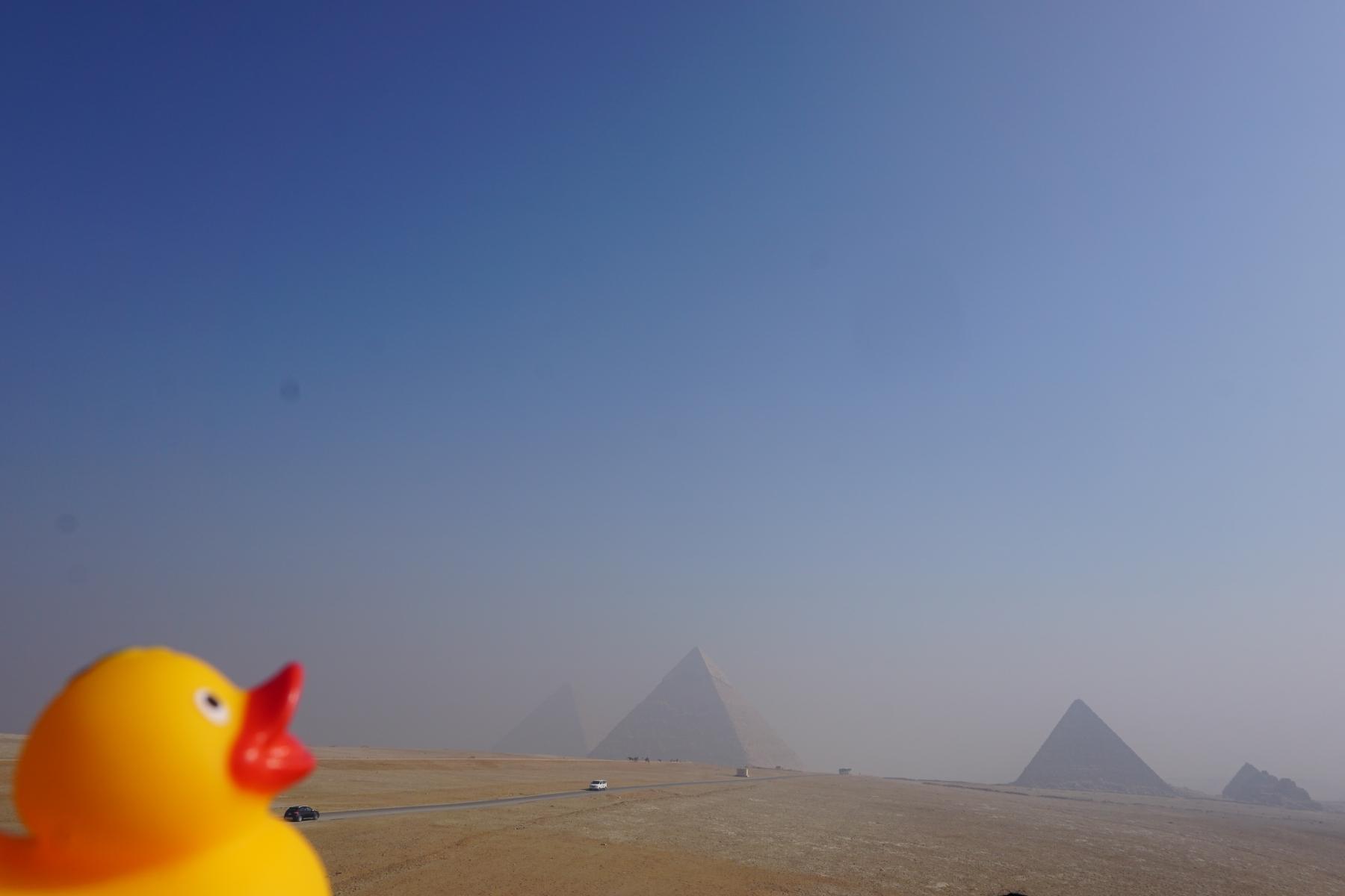 エジプトと言ったらやっぱりこれ!ギザの3大ピラミッド巡礼