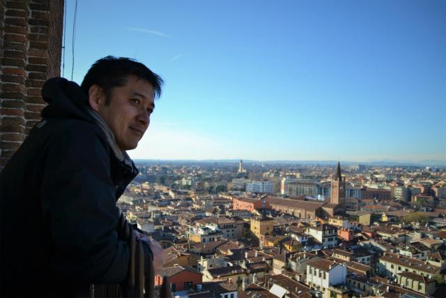 世界遺産ロミオとジュリエットの街「ヴェローナ」