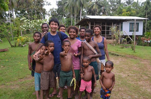 パプアニューギニアの旅行記|STW
