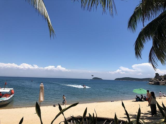 ベトナムでシュノーケリングinチャム島