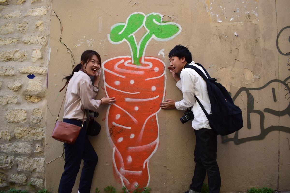 芸術と、アメリと、それからクロワッサン。なモンマルトル街歩き