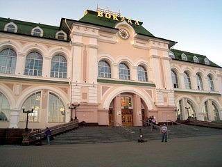 ハバロフスク 観光とレストラン