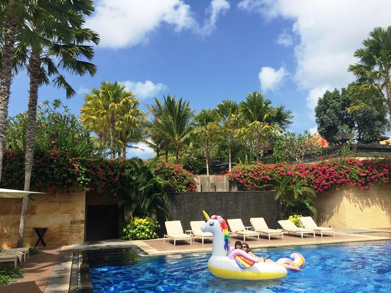 ★子連れバリ島★ヴィラ&ホテル両方泊まるのんびり旅
