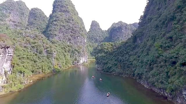 ベトナム沸騰ワード♪世界遺産チャンアン観光