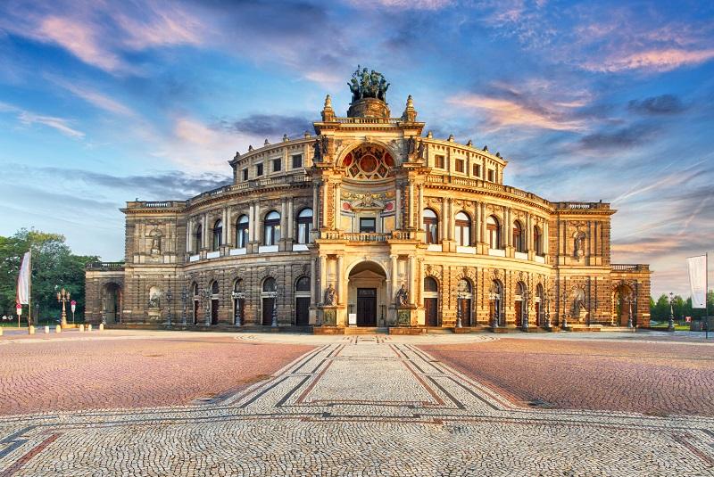 東ドイツ ベルリン&ドレスデンってどんな所??
